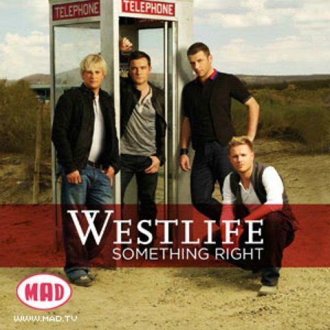 Westlife-《Something Right》[Promo CD]